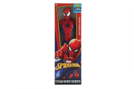 Figurka Spiderman Avengers Titan 30cm v krabičce