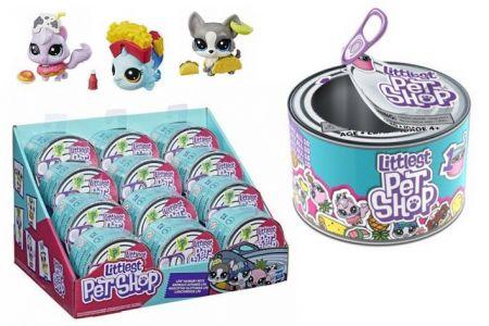 Littlest Pet Shop Zvířátko ukryté v konzervě LPS