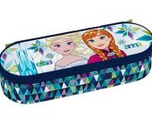 Pouzdro etue školní komfort Frozen (penál) (Ledové království OxyBag Karton P+P)