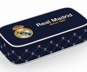 Pouzdro etue s klopou školní komfort Real Madrid (penál) (OxyBag Karton P+P)