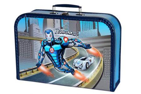 EMIPO Dětský kufřík Roboman