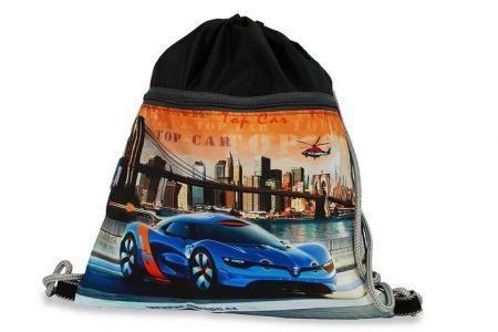 EMIPO Školní sáček Top Car (auto)