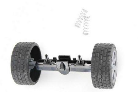 -BRUDER 42561 Zadní náprava pro Land Rover NÁHRADNÍ DÍL - DOPLNĚK