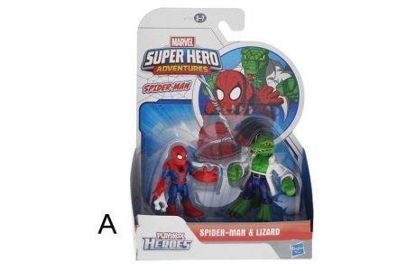Spiderman 2 figurky v krabičce