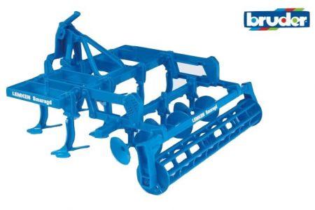 BRUDER 02329 (2329) 02235 (2235) - Radlice/kultivátor