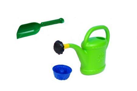 LORI 239 Sada na písek (konvička, kupecká lopatka, bábovka)