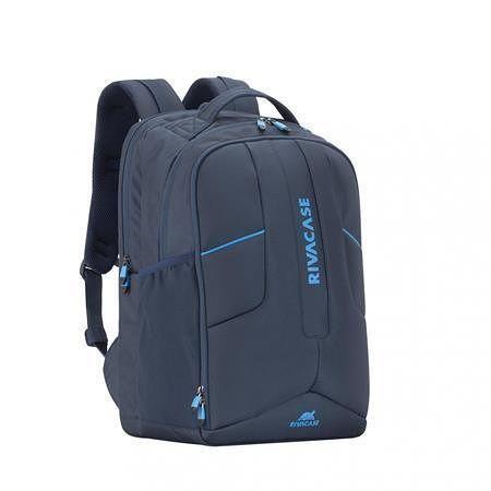 """Herní batoh """"Borneho 7861"""", tmavě modrá, 17,3"""", RIVACASE"""
