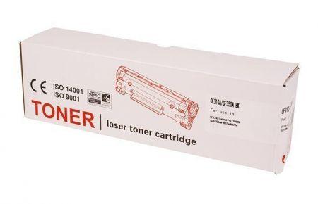 CE310A/CF350A Toner pro laserové tiskárny, univerzální, TENDER, černá, 1,2 tis. stran