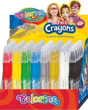 Barva na obličej Colorino 1ks