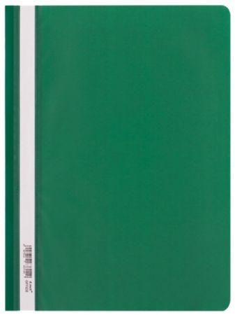Rychlovazač plast  A4 zelený LUX (858) 110464