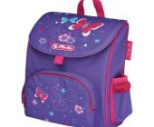 Herlitz - Předškolní batoh Mini Softbag, Motýl