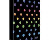 Box na sešity A5 Jumbo Dots colors