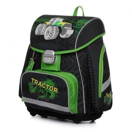 Školní batoh PREMIUM traktor