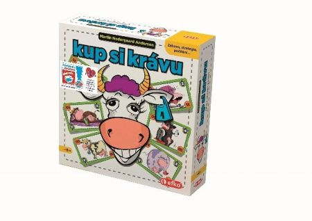Kup si krávu - společenská hra