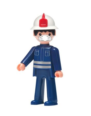 Pomáhej s Igráčkem - hasič (Igráček hasič)