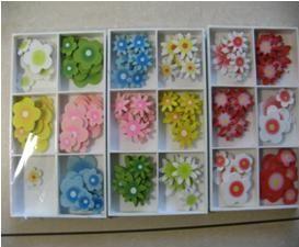Dekorace květy dř. v  EAN:5908257311502