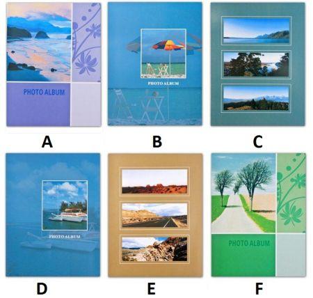 Fotoalbum 10x15/64foto soft cover (10x15-cm-64-foto) EAN: 5907813658112