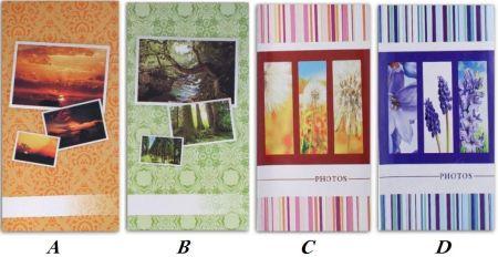 Fotoalbum 9x13/96foto P3596 (9x13-cm-96-foto) EAN: 5907813658082