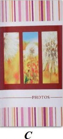 """Fotoalbum 9x13/96foto ,,C"""" P3596 (9x13-cm-96-foto) EAN: 5907813658082-C"""