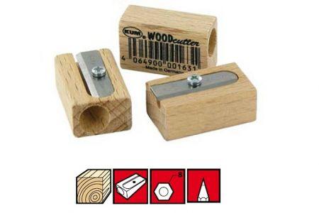 KOH-I-NOOR Ořezávátko malé dřevěné KUM