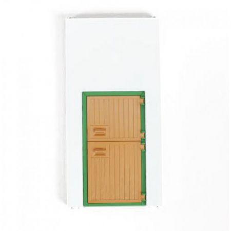 -BRUDER 46205 Stěna a dveře pro stáj NÁHRADNÍ DÍL - DOPLNĚK
