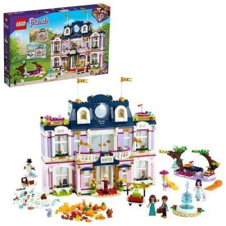 LEGO 41684 Hotel v městečku Heartlake